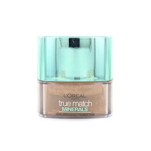 True Match Minerals Poeder Foundation - 8.N Cappuccino