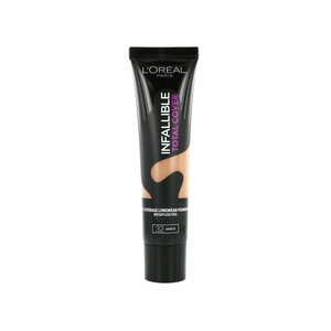 Infallible Total Cover Foundation - 32 Amber