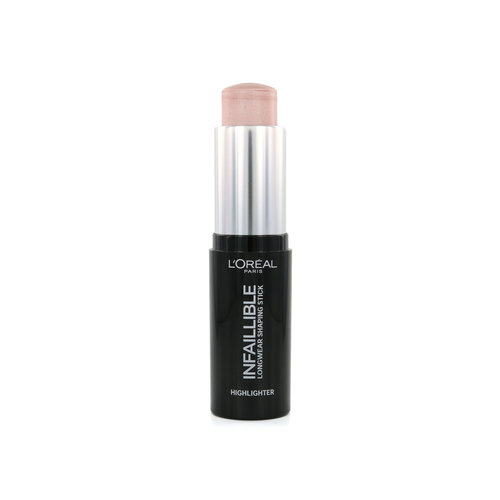 L'Oréal Infallible Longwear Shaping Highlighter Stick - 503 Slay In Rose