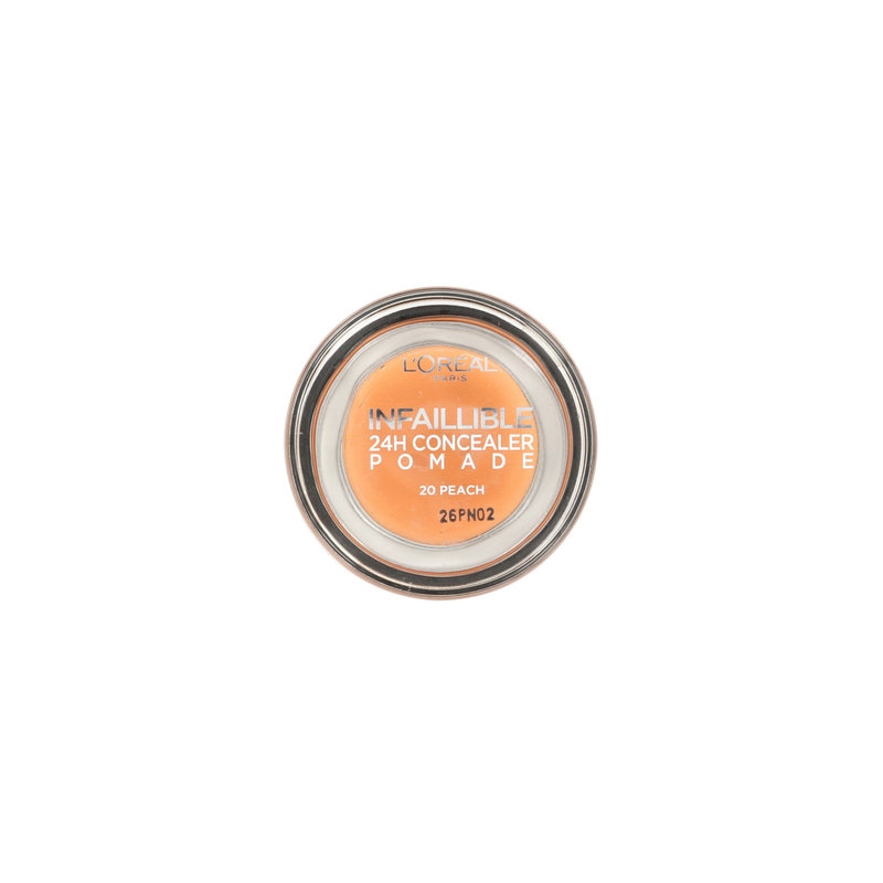L'Oréal Infallible Concealer Pomade - 20 Peach