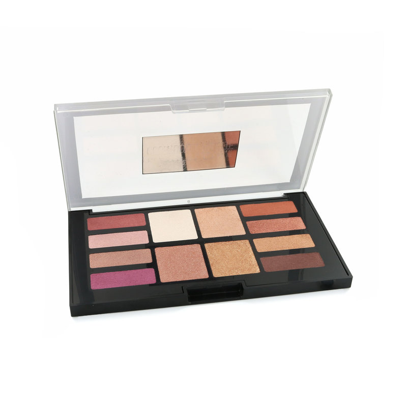 Maybelline Countdown Oogschaduw Palette - 01 Holiday