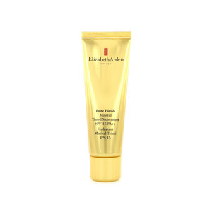 Pure Finish Mineral Tinted Moisture Cream - 04 Deep