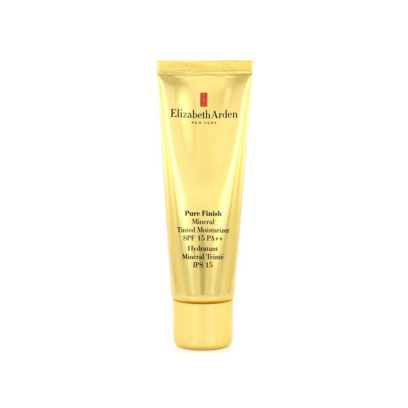 Elizabeth Arden Pure Finish Mineral Tinted Moisture Cream - 04 Deep