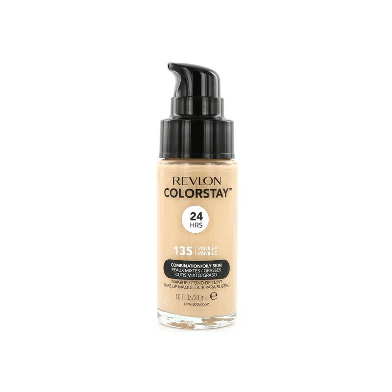Revlon Colorstay Foundation Matte Finish Combination/Oily Skin - 135 Vanilla