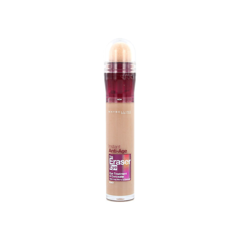 Maybelline Instant Anti-Age The Eraser Eye Treatment & Concealer - Honey