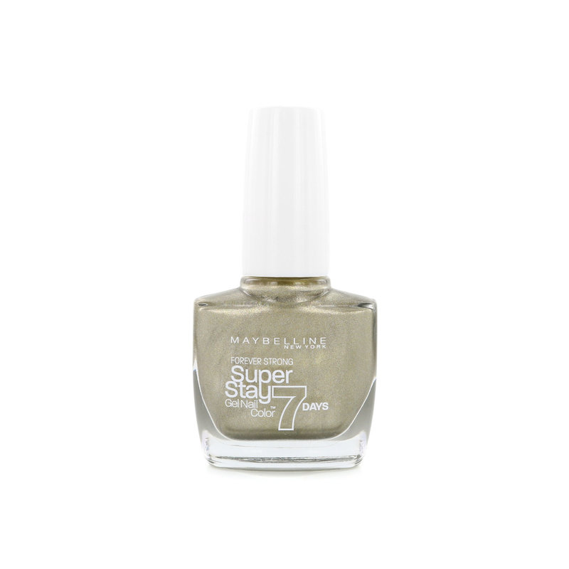 Maybelline SuperStay 7 Days Nagellak - 735 Gold All Night