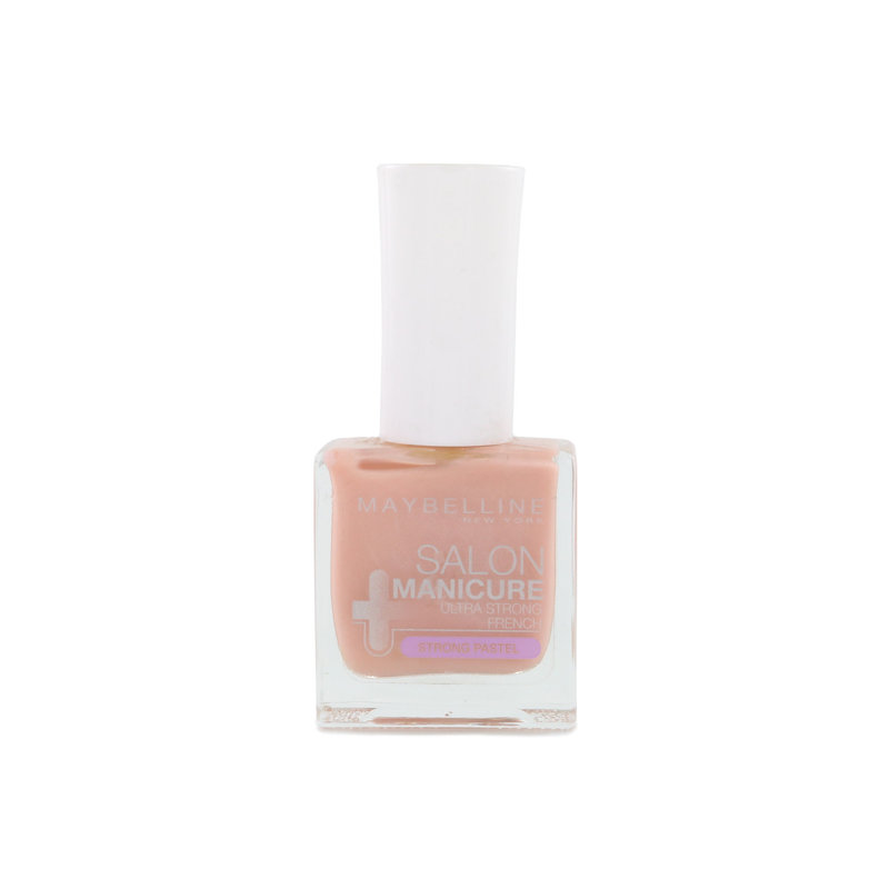 Maybelline Salon Manicure Nail Treatment Strong Pastel - 03 Sand