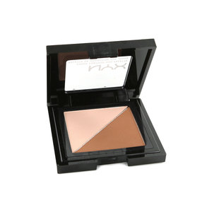 Cheek Duo Contour Palette - Cheek On Cheek