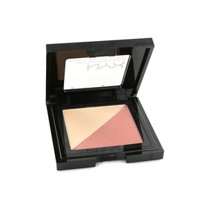 Cheek Duo Contour Palette - Perfect Match