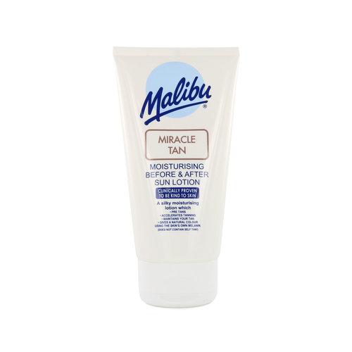 Malibu Miracle Tan Moisturizing Before & Aftersun Lotion - 150 ml