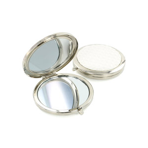 Enhance Compact Spiegel - White