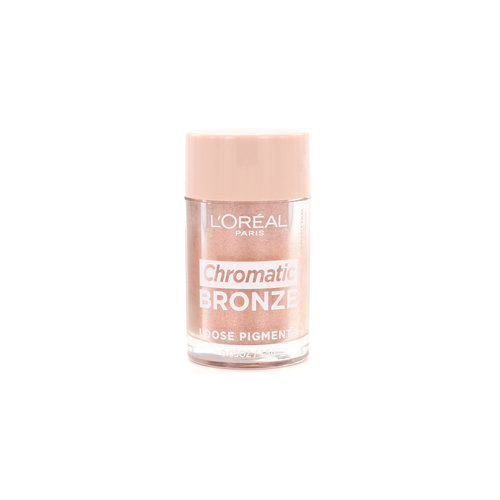 L'Oréal Chromatic Bronze Loose Pigments Highlighter - 02 Everything Is Permitted