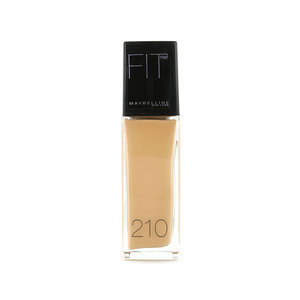 Fit Me Liquid Foundation - 210 Sandy Beige