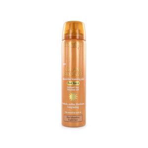 Glam Bronze Bronzing Mist for Face - Light Tan