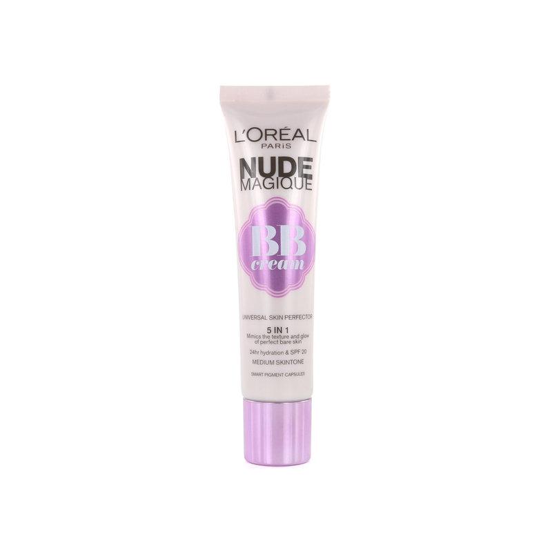 L'Oréal Nude Magique BB Cream - Medium Skin