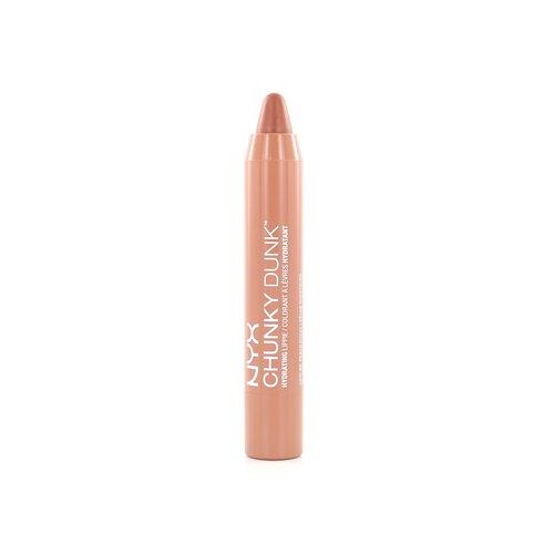 NYX Chunky Dunk Hydrating Lippie Lipstick - 02 Peach Fyzzy