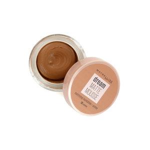 Dream Matte Mousse Foundation + Primer - 60 Caramel