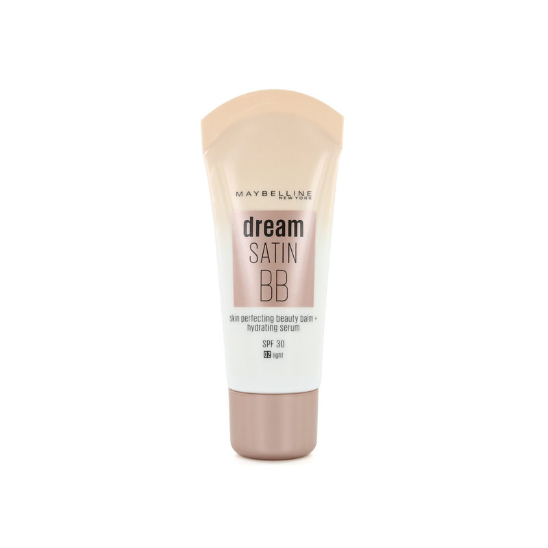 Maybelline Dream Satin BB Cream - 02 Light