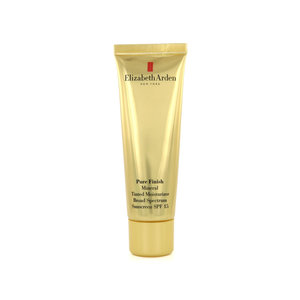 Pure Finish Mineral Tinted Moisture Cream - 02 Light
