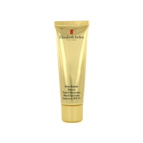 Elizabeth Arden Pure Finish Mineral Tinted Moisture Cream - 02 Light