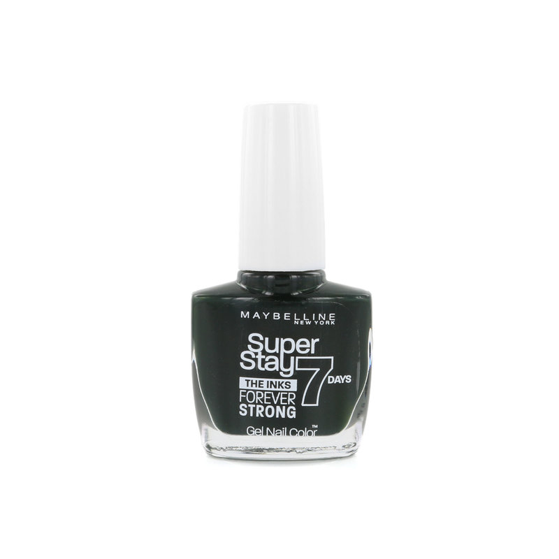 Maybelline SuperStay Nagellak - 869 Emerald Excess