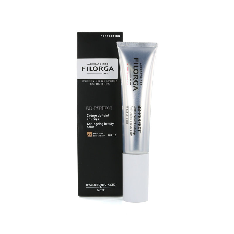 Filorga Paris BB-Perfect Anti-Ageing Beauty Balm - 02 Golden Sand 30 ml