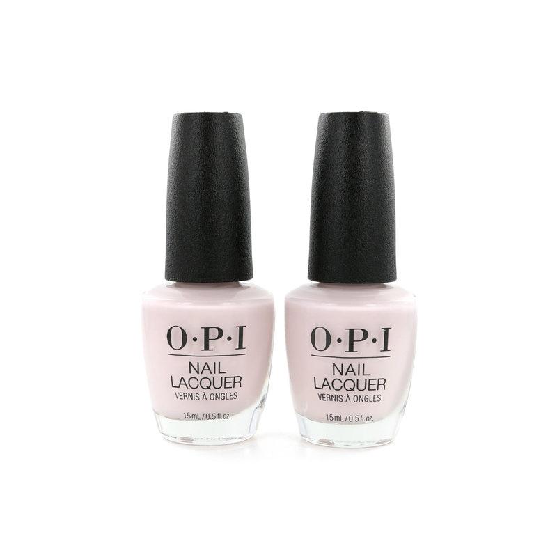O.P.I Nagellack 2 Stück - Lisbon Wants More OPI