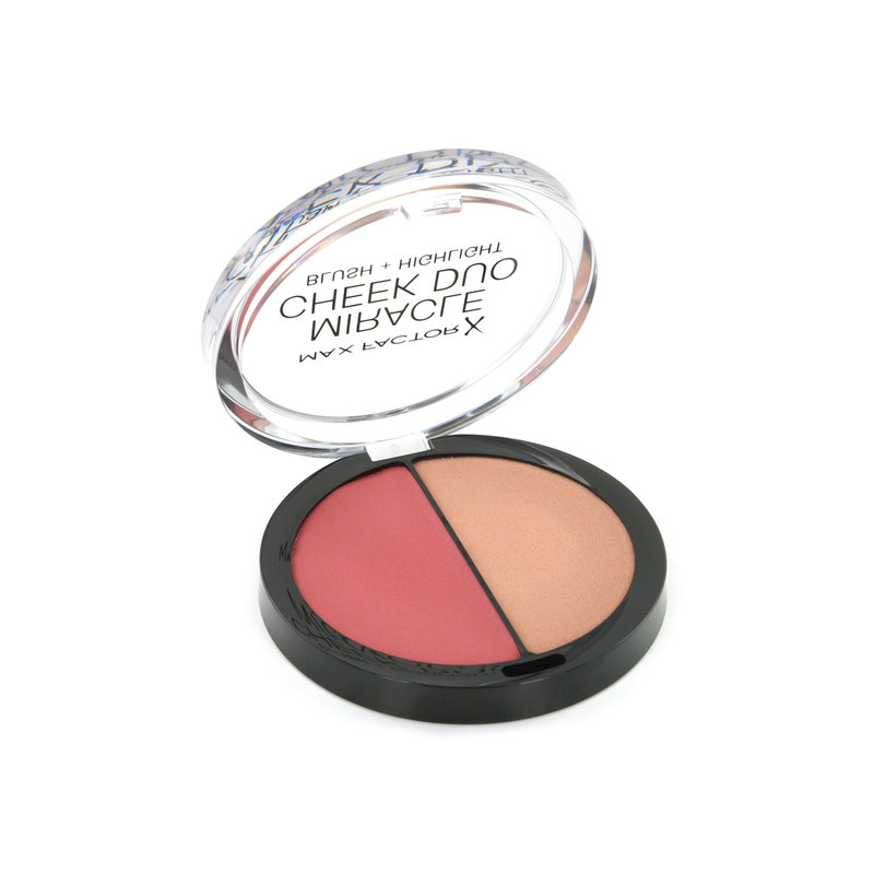 Max Factor Miracle Cheek Duo - 30 Dusky Pink & Copper