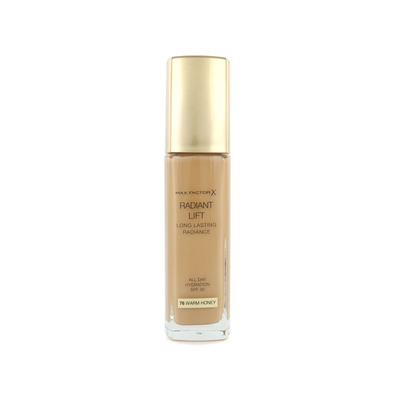 Max Factor Radiant Lift Foundation - 76 Warm Honey