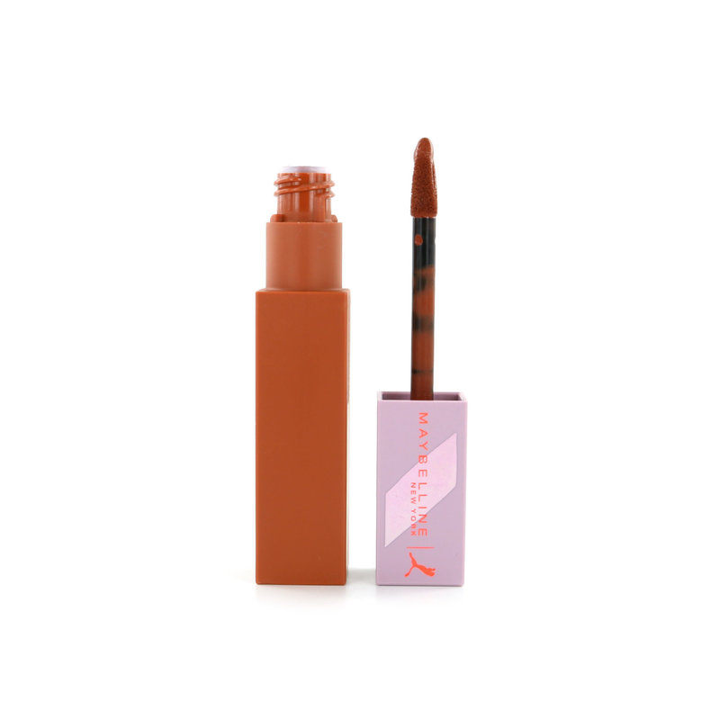 Maybelline Puma SuperStay Matte Ink Lipgloss - 09 Unapologetic