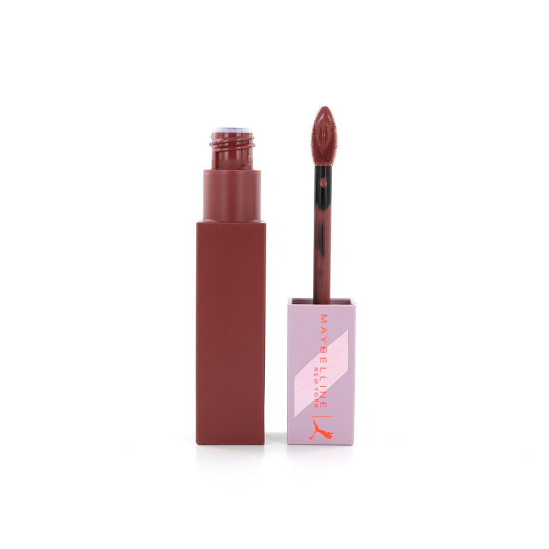 Maybelline Puma SuperStay Matte Ink Lipgloss - 11 Fearless