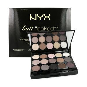 """Butt """"Naked"""" Make-up Palette"""