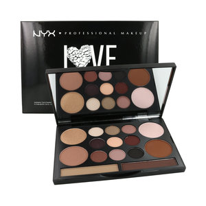 Love Contours All Eye and Face Sculpting Palette