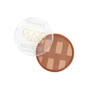 Good to Glow Shimmering Bronzer - 003 Dark