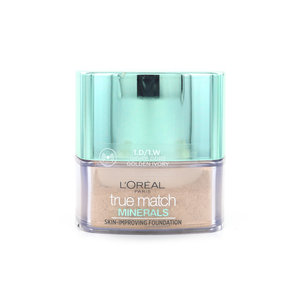 True Match Minerals Poeder Foundation - 1.D/1.W Golden Ivory