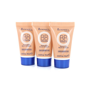 9-in-1 Skin Perfecting Super Makeup BB Cream - Medium (3x Tester)
