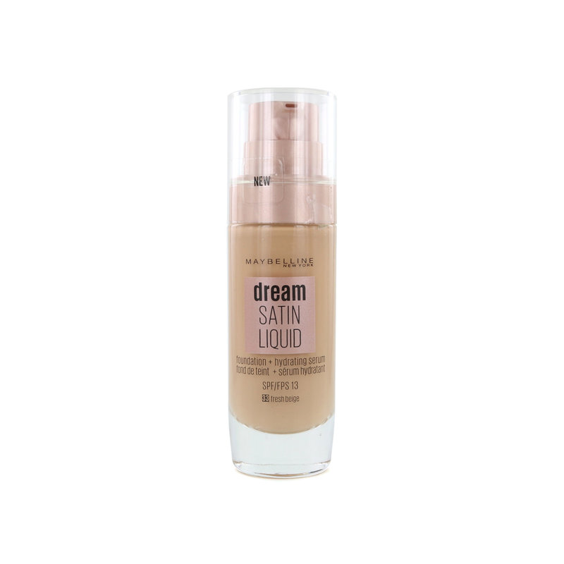 Maybelline Dream Satin Liquid Foundation - 33 Fresh Beige