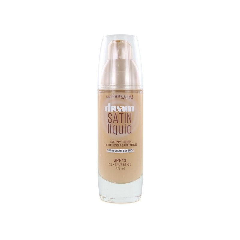 Maybelline Dream Satin Liquid Foundation - 23 True Beige