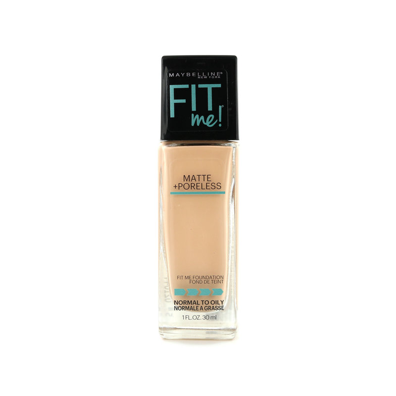 Maybelline Fit Me Matte + Poreless Foundation - 122 Creamy Beige