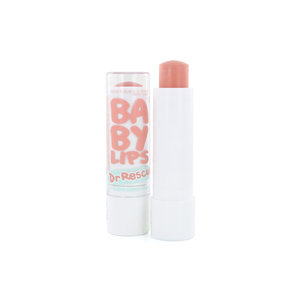 Baby Lips Dr. Rescue Lipbalm - Just Peach (2 Stuks)