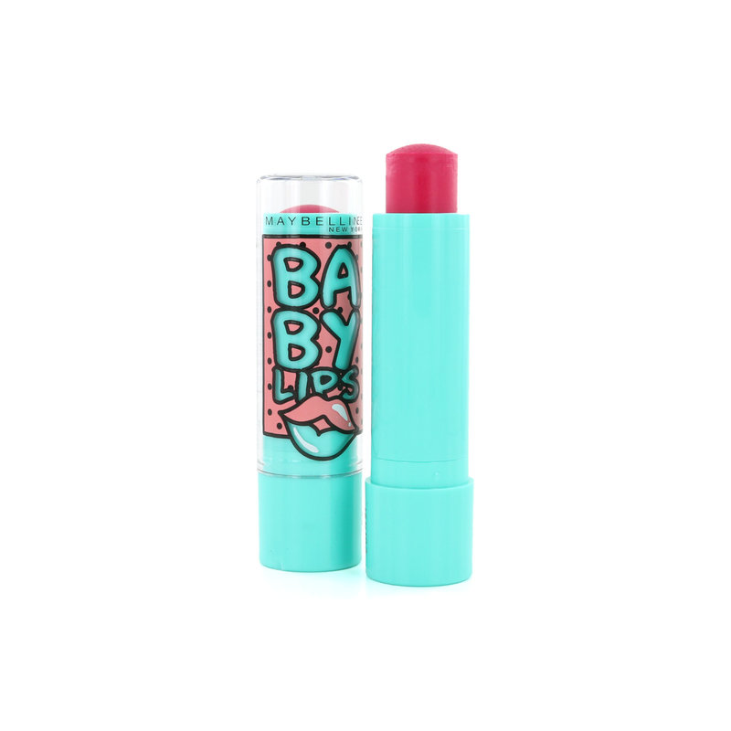 Maybelline Baby Lips Lipbalm - 17 Grapefruit Zing (2 Stuks)