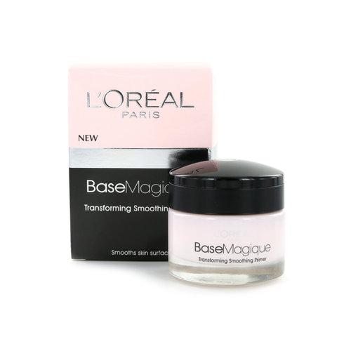 L'Oréal Base Magique Transforming Smoothing Primer