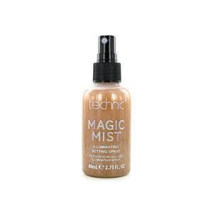 Magic Mist Illuminating Setting Spray - 24K Gold