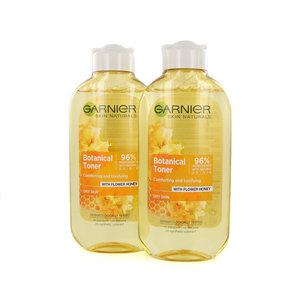 Botanical Reinigingswater - 2 x 200 ml (voor droge huid)