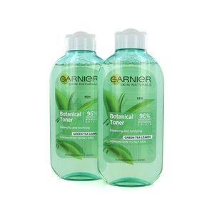 Botanical Reinigingswater - 2 x 200 ml (voor normale en gecombineerde huid)