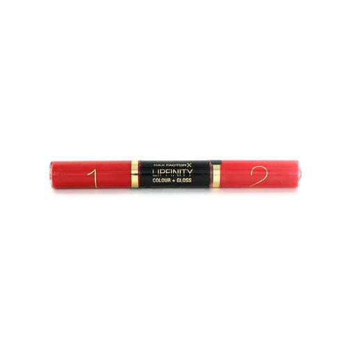 Max Factor Lipfinity Colour + Gloss - 640 Lasting Grenadine