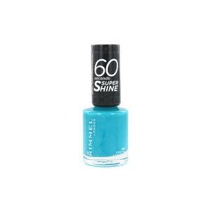 60 Seconds Nagellak - 880 Port-A-Loo-Blue