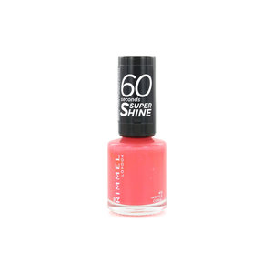 60 Seconds Nagellak - 415 Instyle Coral