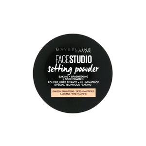 Facestudio/Masterfix  Setting Loose Powder