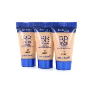 BB Cream - 01 Light (Testers 3 x 15 ml)